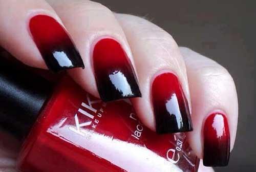 Uñas Rojas Decoradas Ideales Para Cualquier Ocasión2019